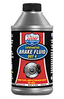 Lucas Brake Fluid DOT 4 Racing (12oz)